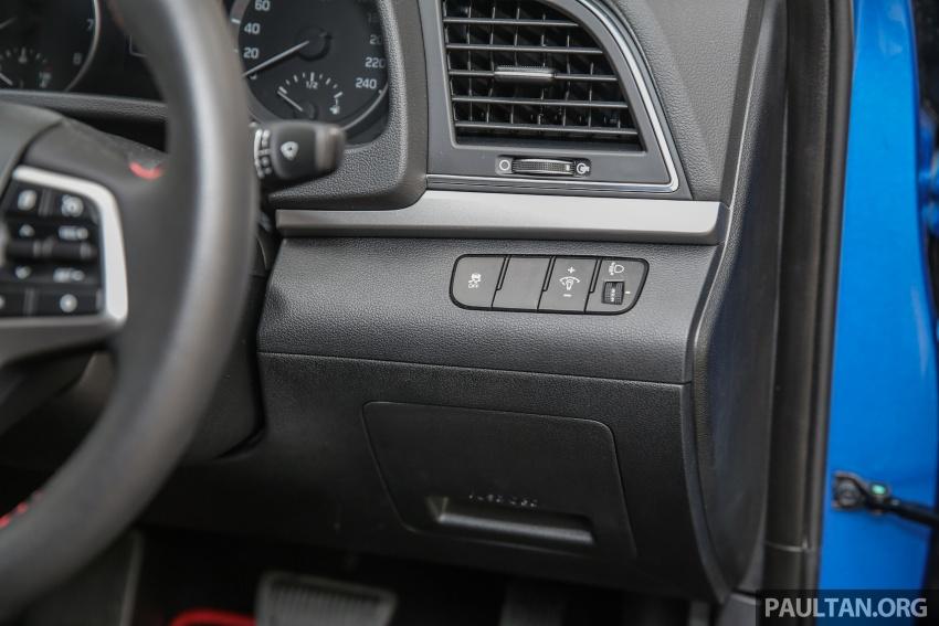 GALLERY: Hyundai Elantra 2.0 Executive, RM116,388 Image #675207