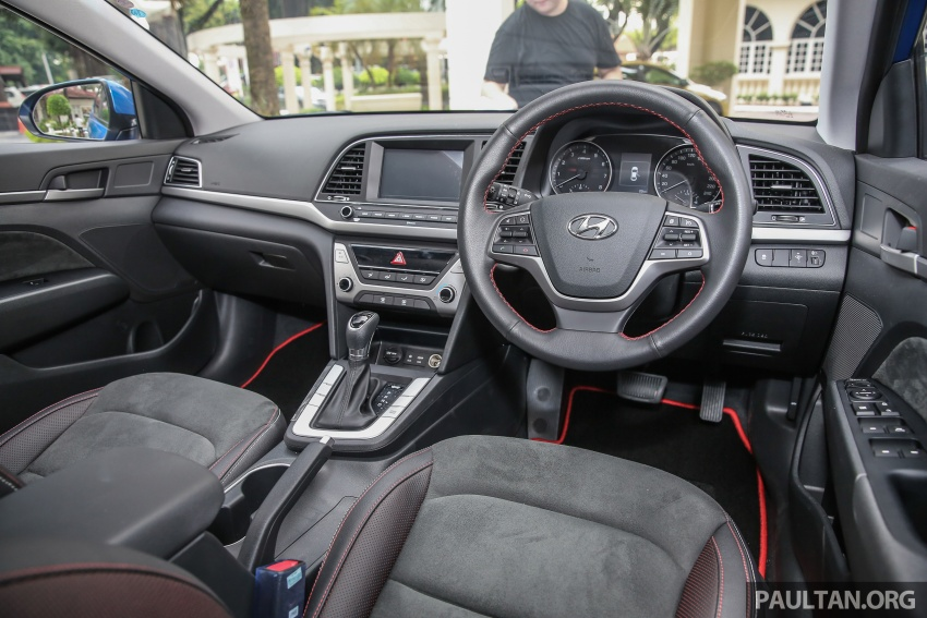 GALLERY: Hyundai Elantra 2.0 Executive, RM116,388 Image #675209