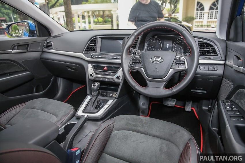 GALLERY: Hyundai Elantra 2.0 Executive, RM116,388 Image #675209