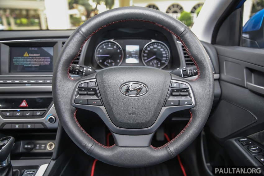 GALLERY: Hyundai Elantra 2.0 Executive, RM116,388 Image #675198