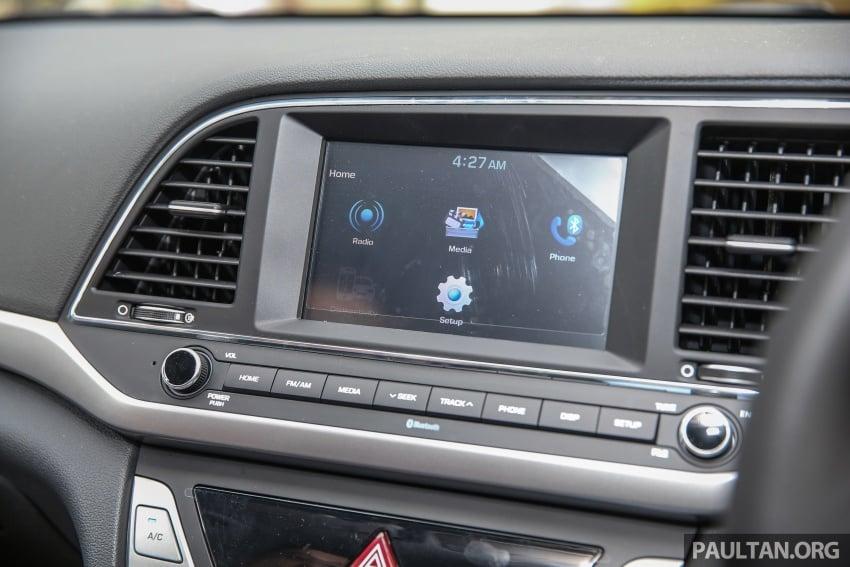 GALLERY: Hyundai Elantra 2.0 Executive, RM116,388 Image #675200