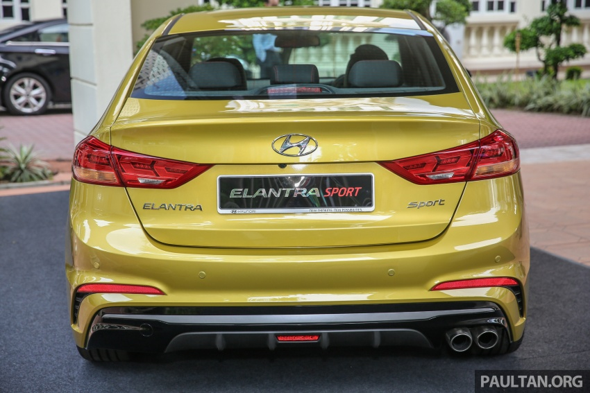 GALLERY: Hyundai Elantra 2.0 Executive, RM116,388 Image #675234