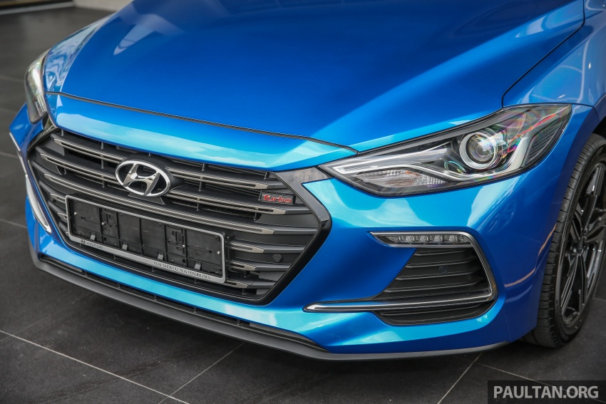 2017 Hyundai Elantra AD launched in Malaysia – 1.6 Turbo, 2.0 NA, three variants, from RM116k Image #671091