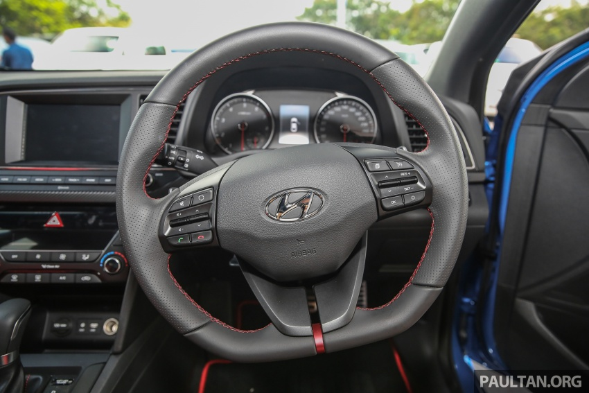2017 Hyundai Elantra AD launched in Malaysia – 1.6 Turbo, 2.0 NA, three variants, from RM116k Image #671113
