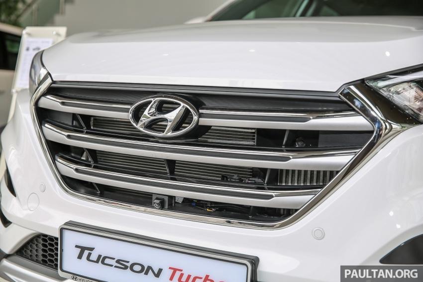 Hyundai Tucson 1.6 T-GDI turbo debuts – RM145,588 Image #670084
