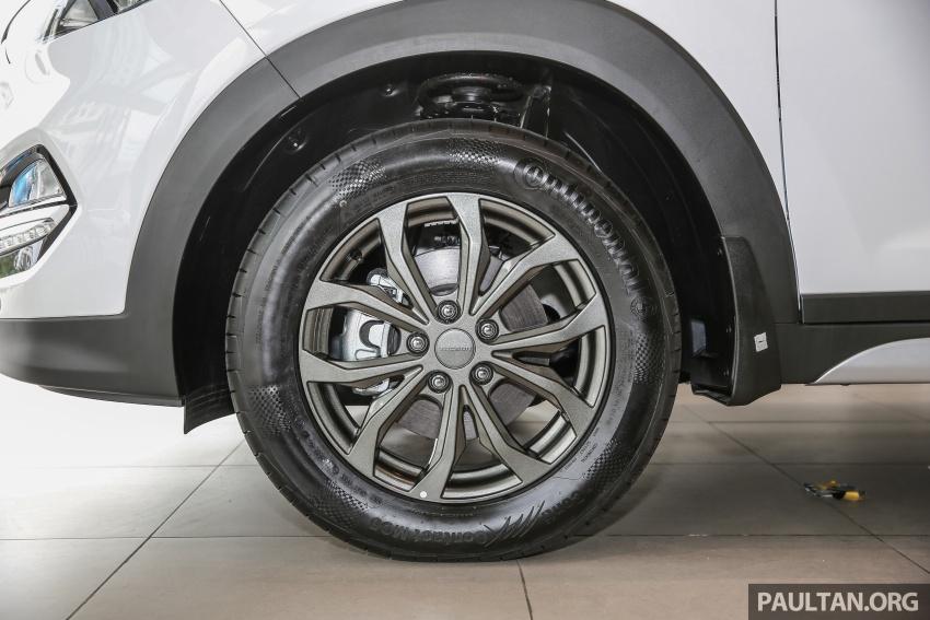 Hyundai Tucson 1.6 T-GDI turbo debuts – RM145,588 Image #670086