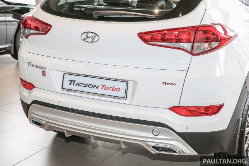 Hyundai Tucson 1.6 T-GDI turbo debuts – RM145,588 Image #670091