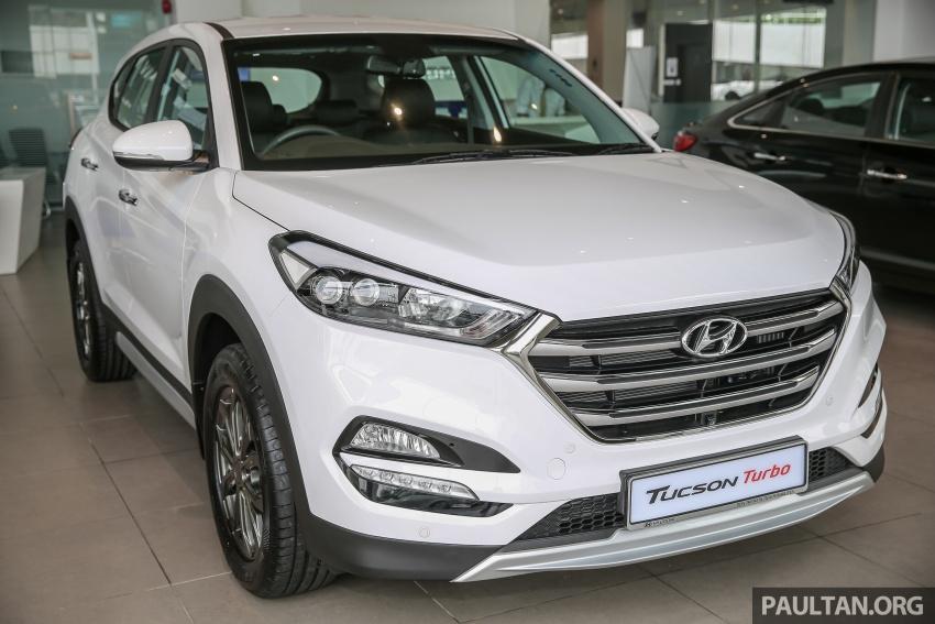 Hyundai Tucson 1.6 T-GDI turbo debuts – RM145,588 Image #670075