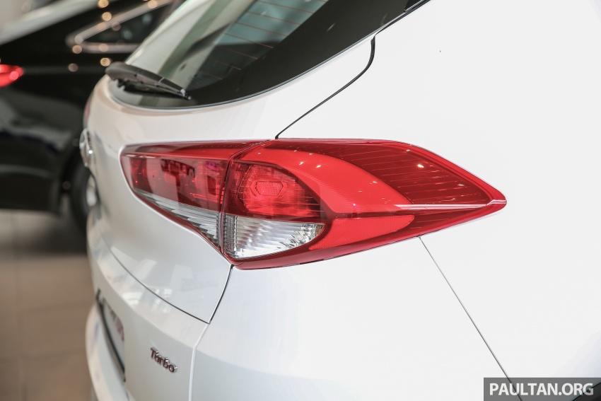 Hyundai Tucson 1.6 T-GDI turbo debuts – RM145,588 Image #670093