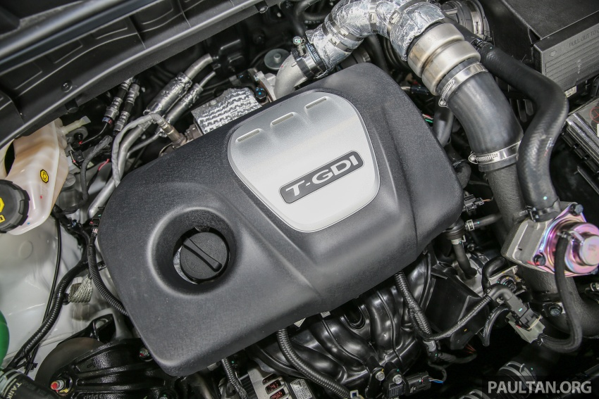 Hyundai Tucson 1.6 T-GDI turbo debuts – RM145,588 Image #670098