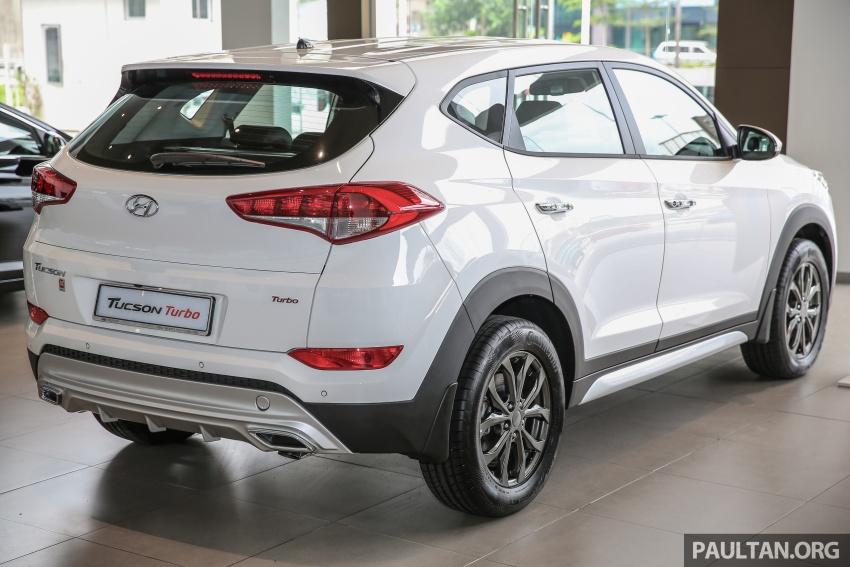 Hyundai Tucson 1.6 T-GDI turbo debuts – RM145,588 Image #670076