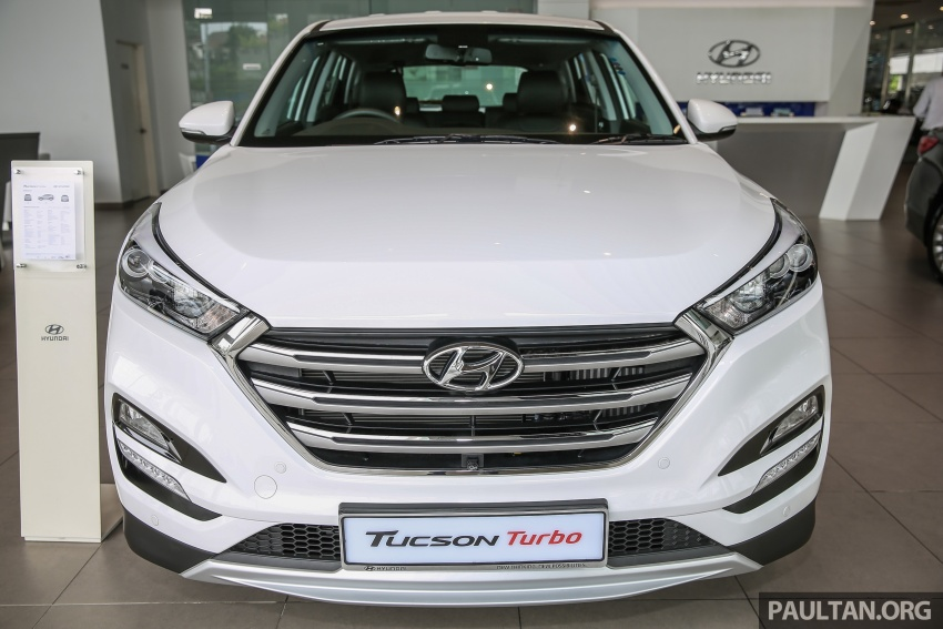 Hyundai Tucson 1.6 T-GDI turbo debuts – RM145,588 Image #670078