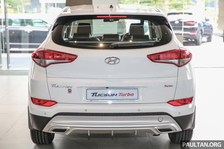 Hyundai Tucson 1.6 T-GDI turbo debuts – RM145,588 Image #670079