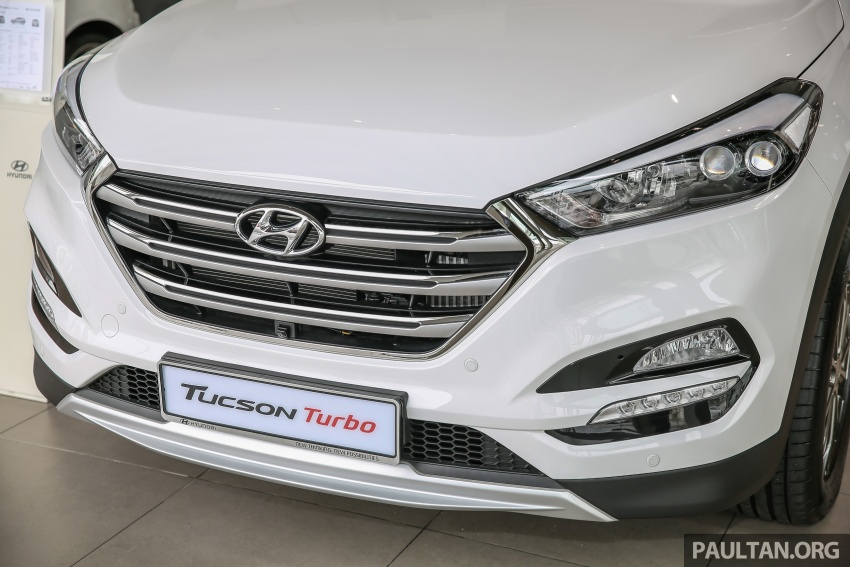 Hyundai Tucson 1.6 T-GDI turbo debuts – RM145,588 Image #670080