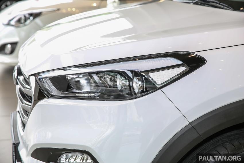 Hyundai Tucson 1.6 T-GDI turbo debuts – RM145,588 Image #670082