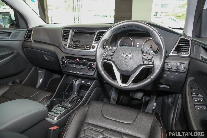 Hyundai Tucson 1.6 T-GDI turbo debuts – RM145,588 Image #670057