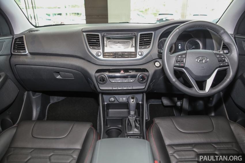 Hyundai Tucson 1.6 T-GDI turbo debuts – RM145,588 Image #670100