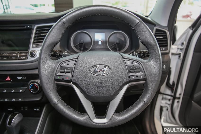 Hyundai Tucson 1.6 T-GDI turbo debuts – RM145,588 Image #670101