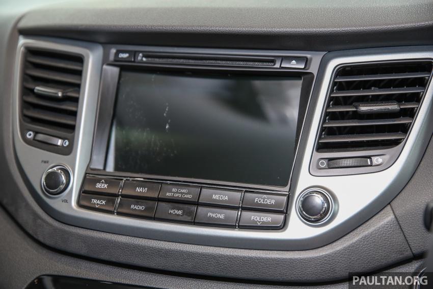 Hyundai Tucson 1.6 T-GDI turbo debuts – RM145,588 Image #670104
