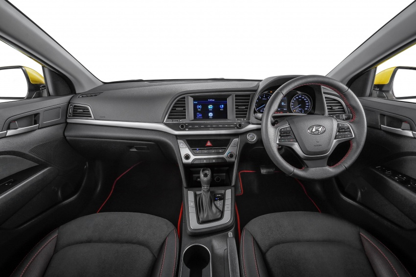 2017 Hyundai Elantra AD launched in Malaysia – 1.6 Turbo, 2.0 NA, three variants, from RM116k Image #671372