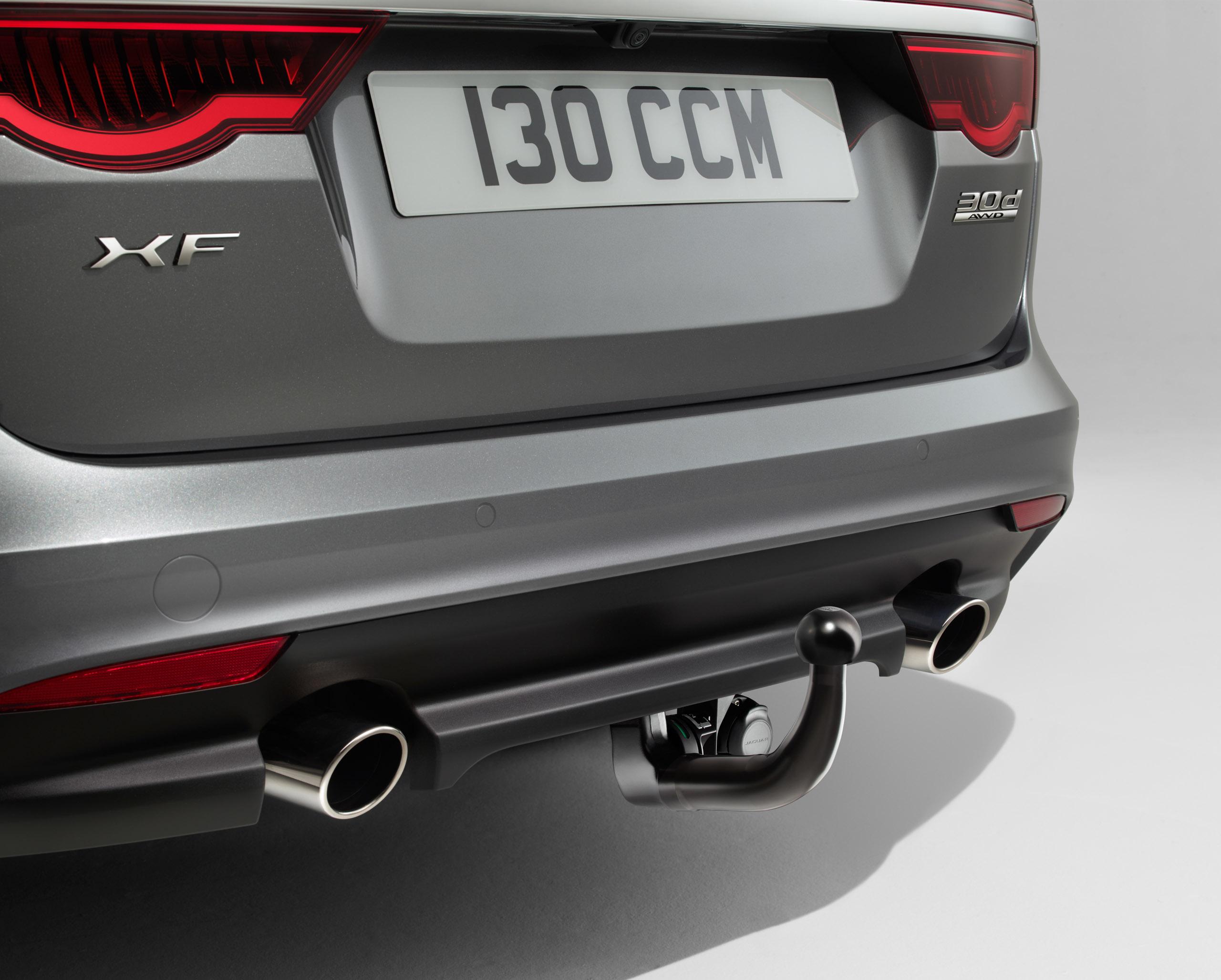 Jaguar Xf Accessories >> Jaguar XF Sportbrake debuts with new engines, tech Paul Tan - Image 672761