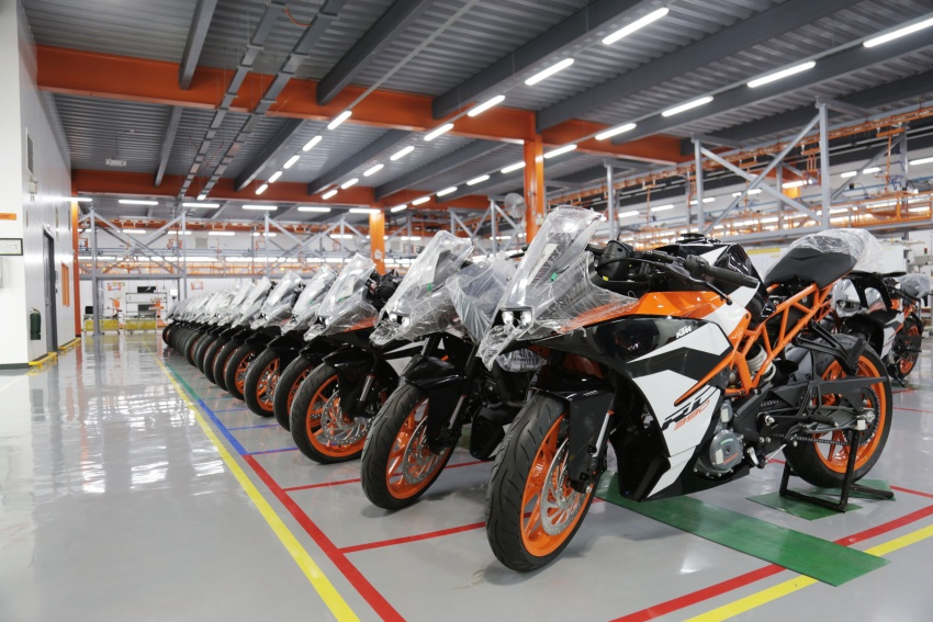 KTM opens ASEAN assembly plant in the Philippines Image #673048