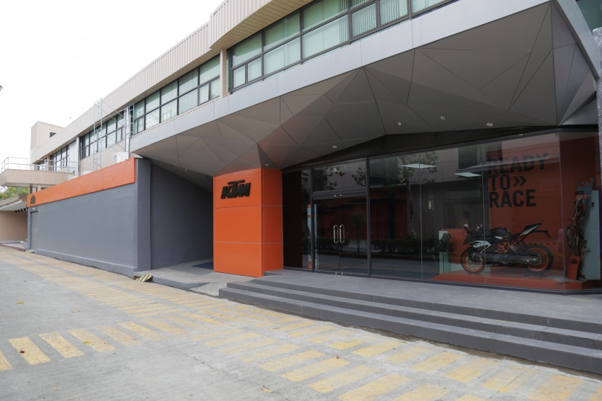 KTM opens ASEAN assembly plant in the Philippines Image #673046
