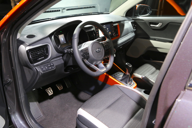 Kia Stonic – new B-segment SUV crossover revealed Image 675367