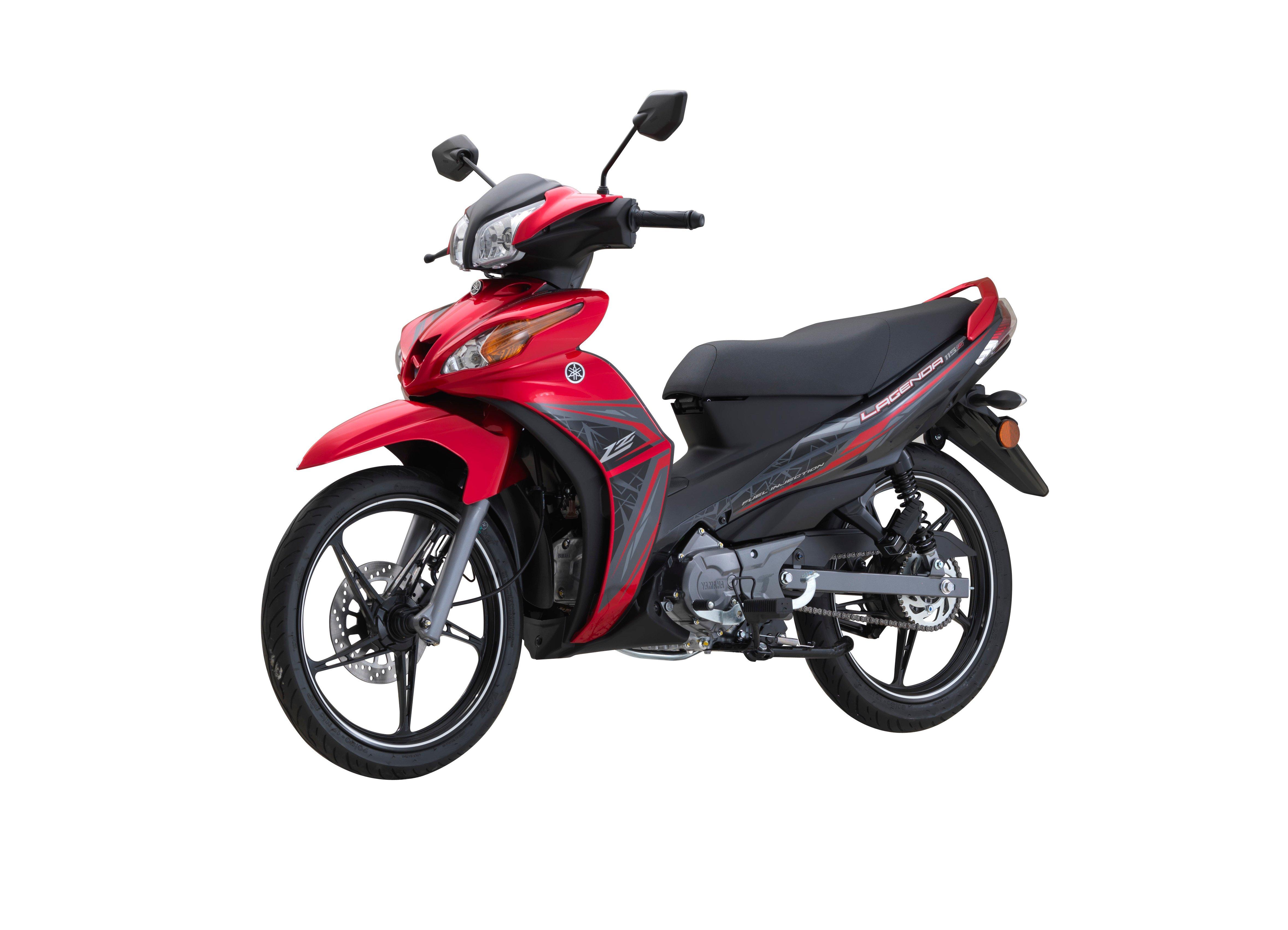 2017 Yamaha Lagenda L115z In New Colours Rm5 683 Paultan Org