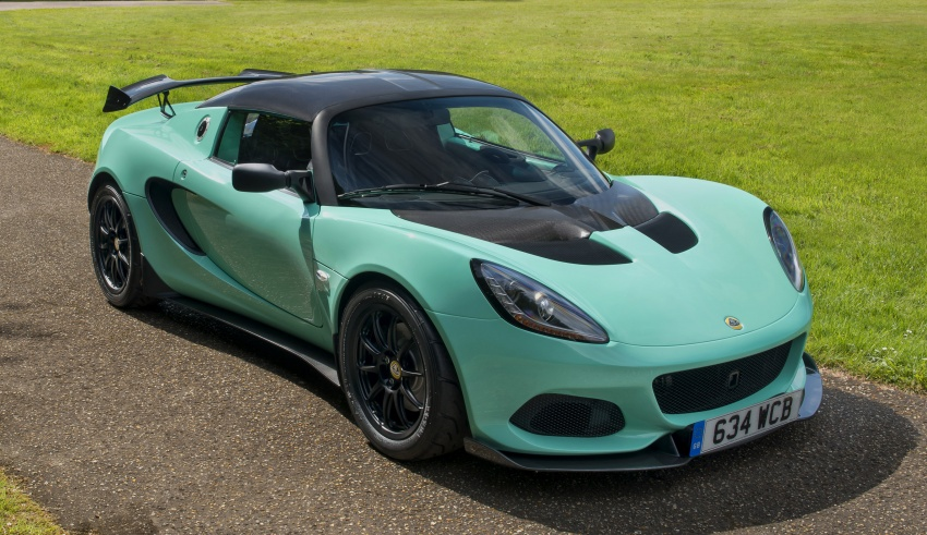 Lotus Elise Cup 250 – fastest four-cylinder model yet Image #667080