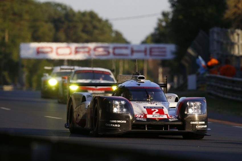Le Mans 2017 – Porsche victorious in dramatic finale Image #674042