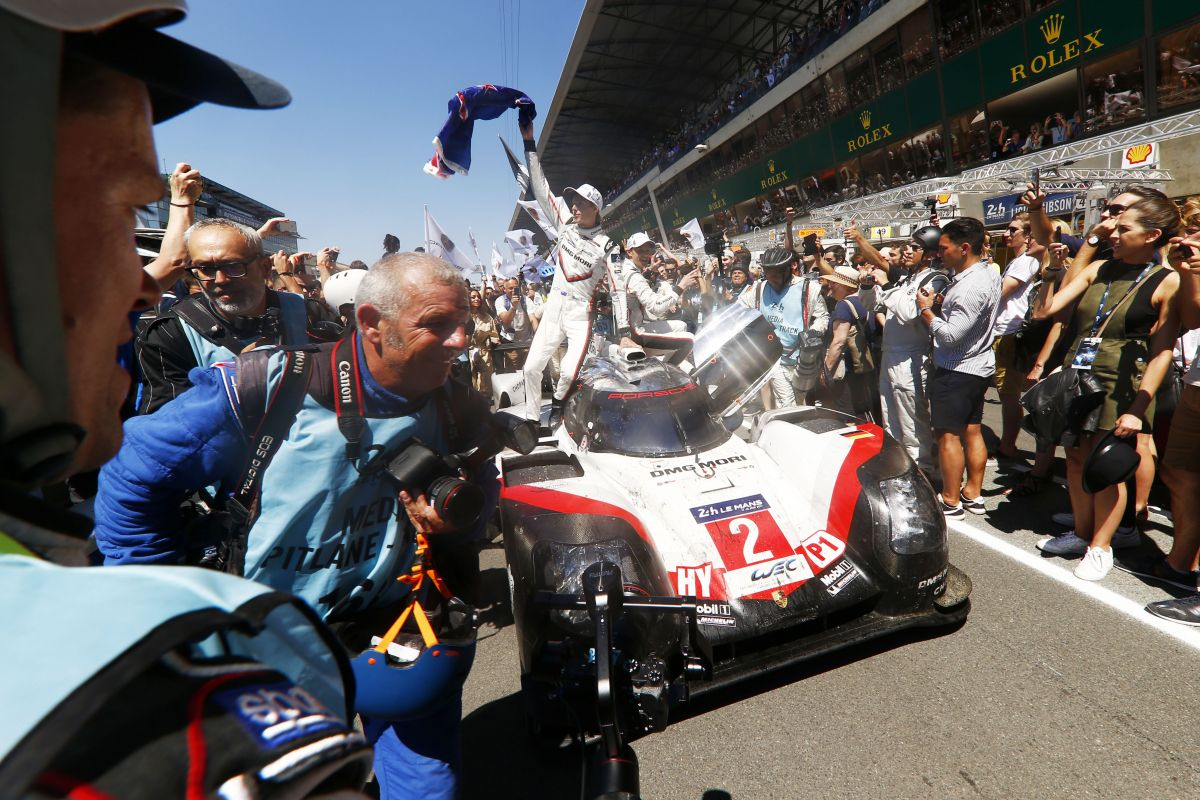 Porsche expresses interest in joining Formula One