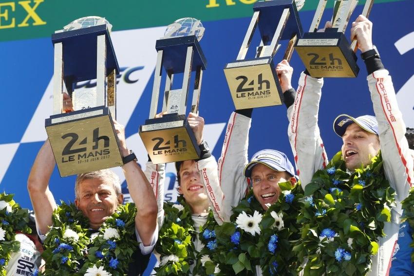 Le Mans 2017 – Porsche victorious in dramatic finale Image #674059