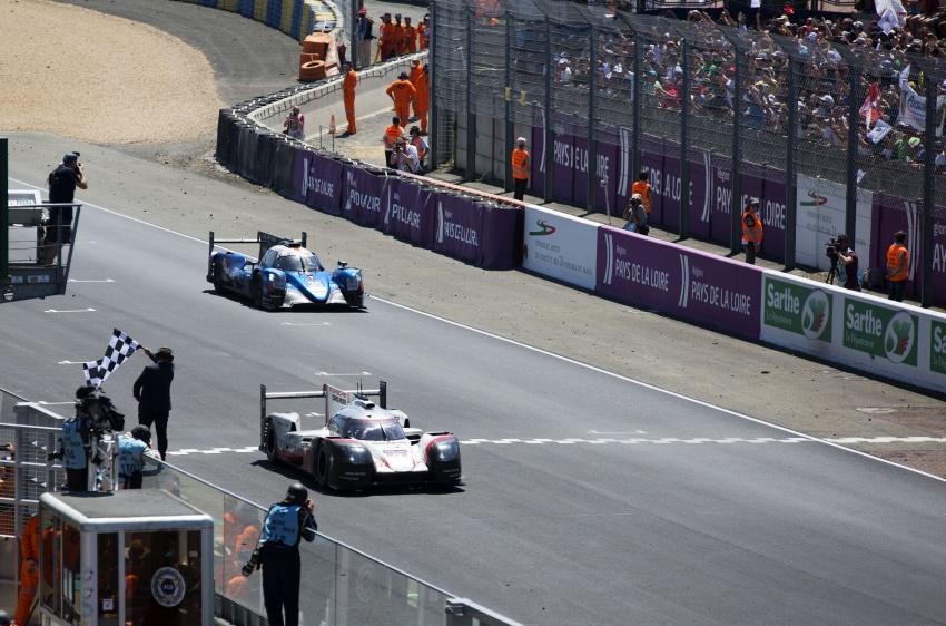 Le Mans 2017 – Porsche victorious in dramatic finale Image #674065