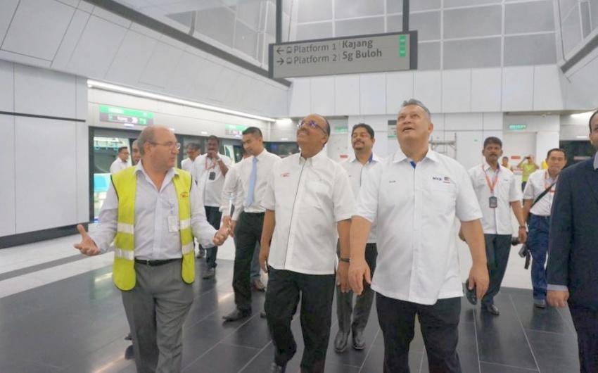 KL Sentral-Muzium Negara MRT pedestrian link opens July 17, with launch of MRT Sg Buloh-Kajang Phase 2 Image #678292