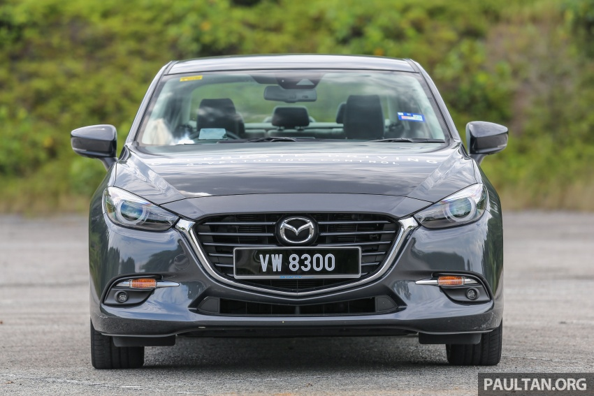 FIRST DRIVE: 2017 Mazda 3 with G-Vectoring Control Image #670917