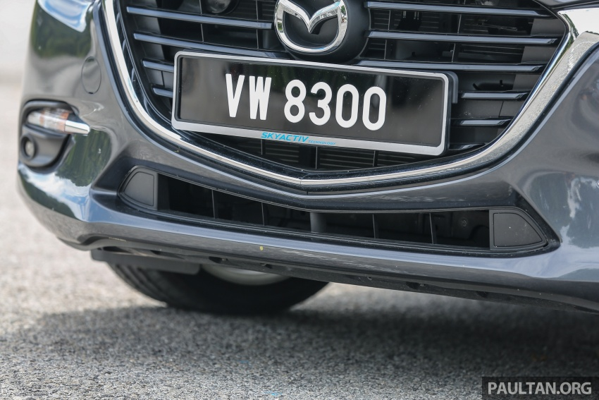 FIRST DRIVE: 2017 Mazda 3 with G-Vectoring Control Image #670927