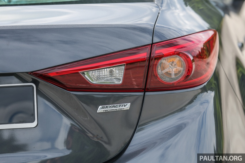 FIRST DRIVE: 2017 Mazda 3 with G-Vectoring Control Image #670934