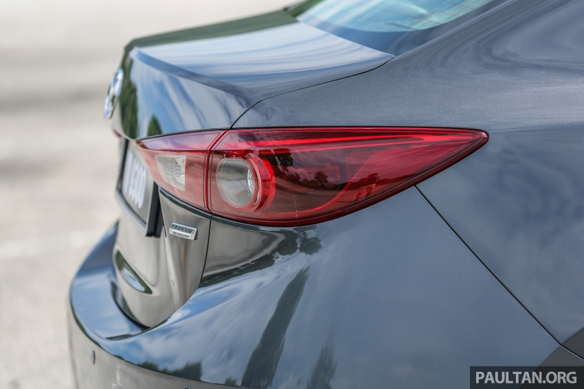 FIRST DRIVE: 2017 Mazda 3 with G-Vectoring Control Image #670935