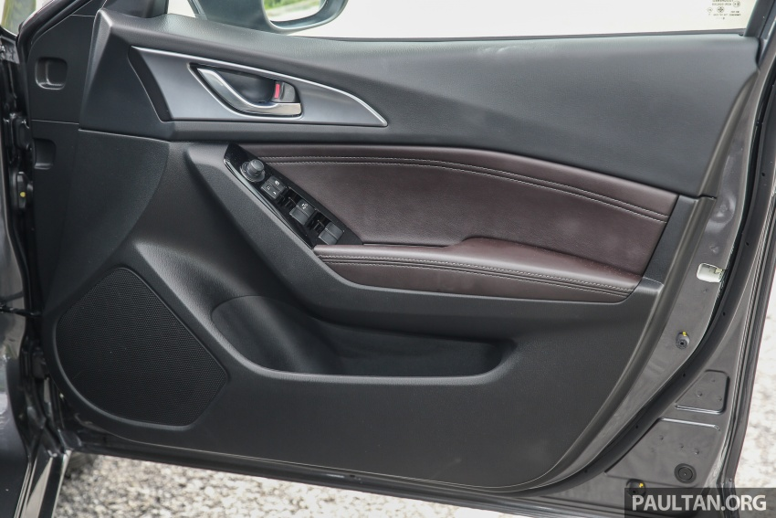 FIRST DRIVE: 2017 Mazda 3 with G-Vectoring Control Image #670960