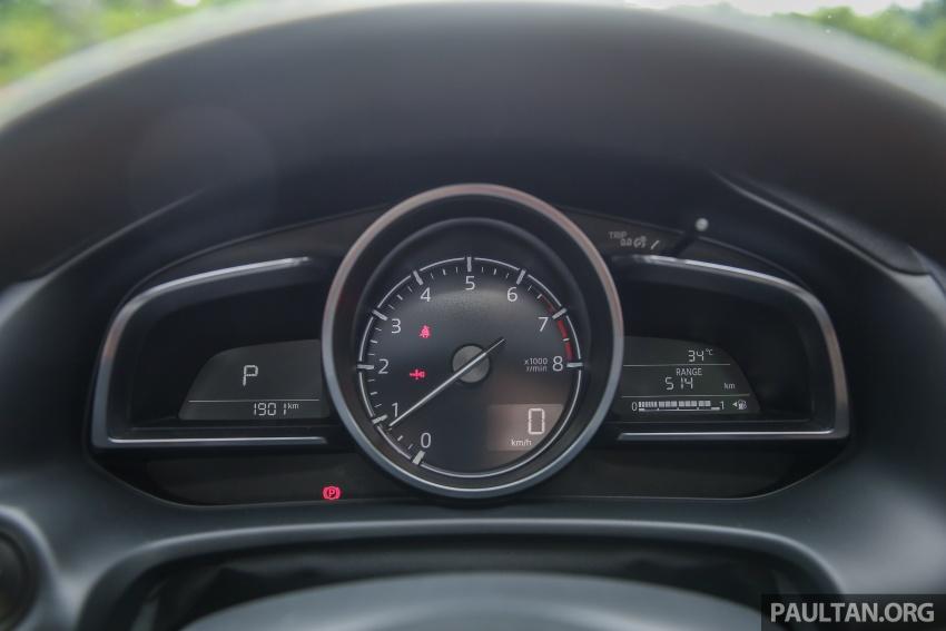 ULASAN VIDEO: Mazda 3 facelift 2017 dengan GVC Image #671417
