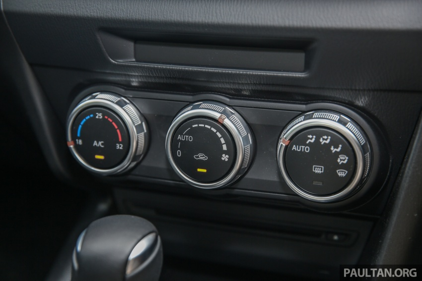 ULASAN VIDEO: Mazda 3 facelift 2017 dengan GVC Image #671413
