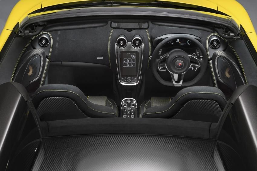 McLaren 570S Spider debuts – 0-100 km/h in 3.2 secs Image #672795