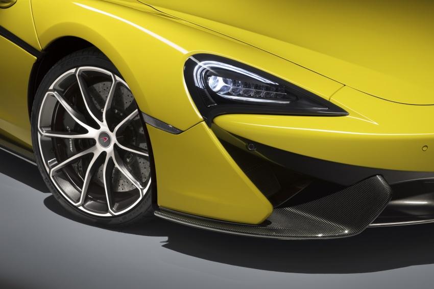 McLaren 570S Spider debuts – 0-100 km/h in 3.2 secs Image #672797
