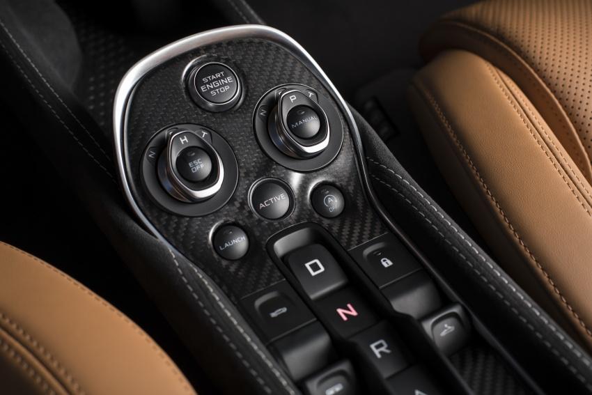 McLaren 570S Spider debuts – 0-100 km/h in 3.2 secs Image #672803