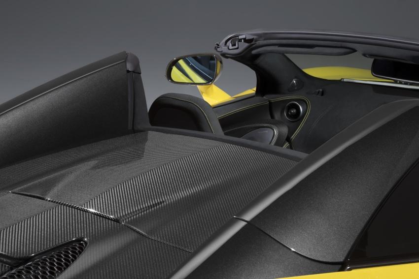 McLaren 570S Spider debuts – 0-100 km/h in 3.2 secs Image #672792