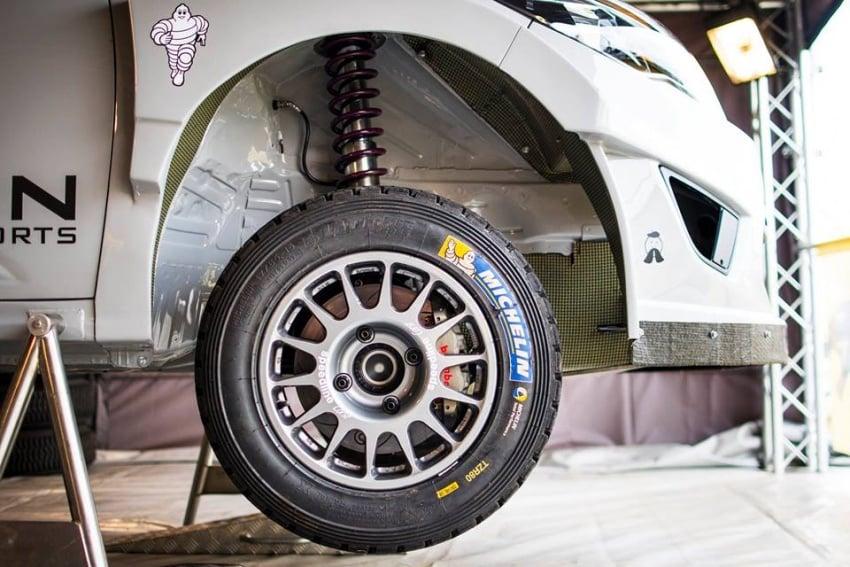 Proton Iriz R5 sertai Goodwood Festival of Speed Image #678174