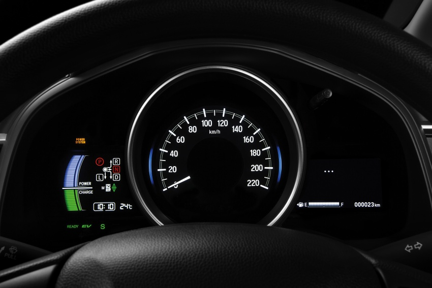 2017 Honda Jazz Hybrid – what's Sport Hybrid i-DCD and how different is it from Integrated Motor Assist? Image #670237