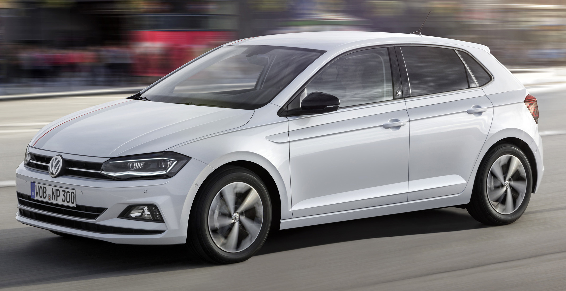 2018 Volkswagen Polo Mk6 Gets Mqb Platform New Active