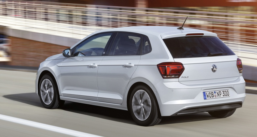 2018 Volkswagen Polo Mk6 gets MQB platform, new Active Info Display, AEB and Active Cruise Control Image #673671